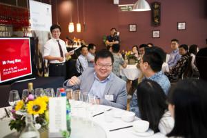 Image of the China alumni reunion