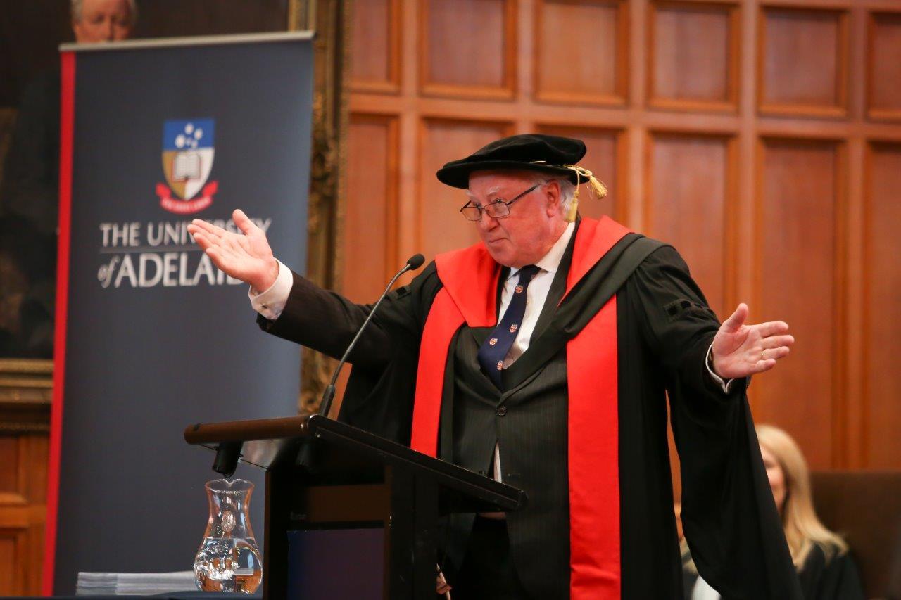 Golden Jubilee 2018 University of Adelaide