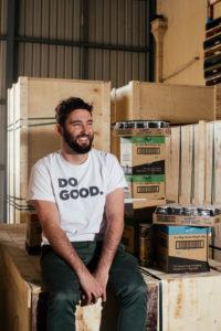 Matt Parry of Good Crisp Company