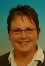 Visiting researcher Dr Kate Morgaine from the University of Otago, New Zealand