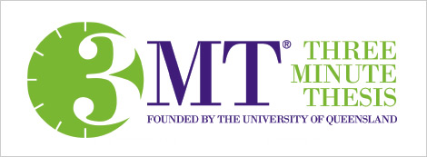 3 Minute Thesis logo