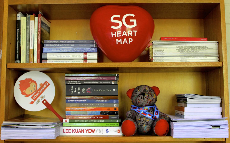 singapore items