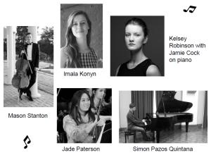 Concert Series performers