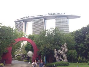 Marina Bay Sands (Kari)