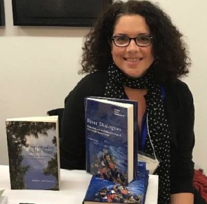 Book launch - River Dialogues by Georgina Drew