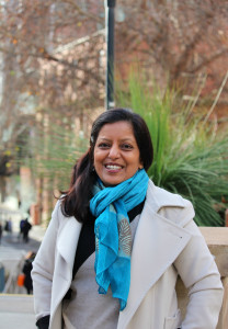 Parul - Master of Education student
