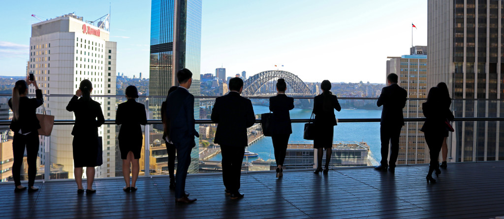 University of Adelaide Executive Experience Sydney Study Tour