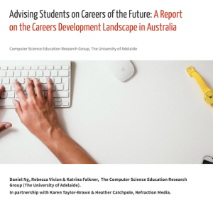 CSER Report careers