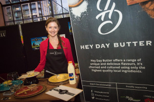 Hey Day Butter at Venture Showcase Nov 2016