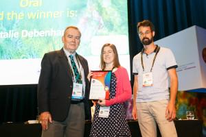 Natalie Debenham - AEGC Awards