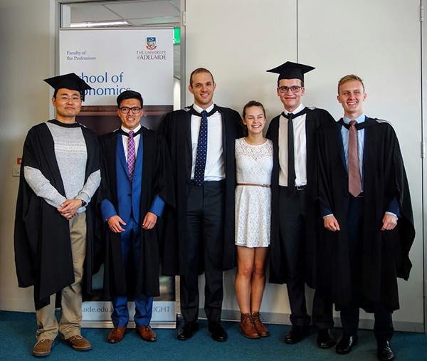 2015 Masters & Honours Graduates