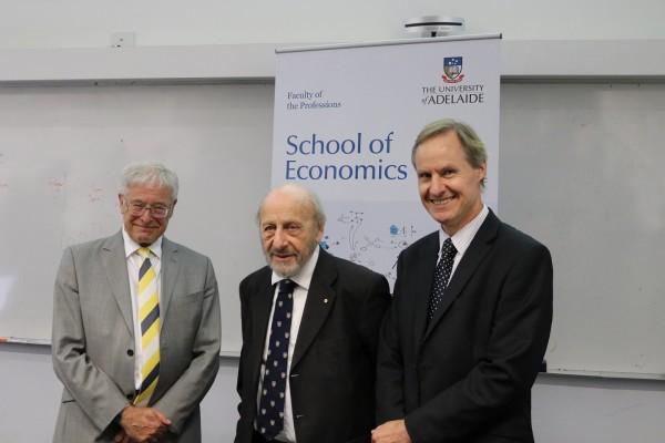 Photo 2017 Harcourt  Lecture