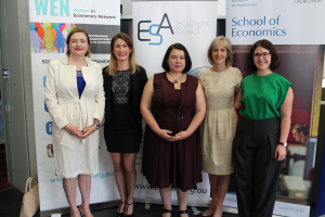 Womens Econ. Network launch photo