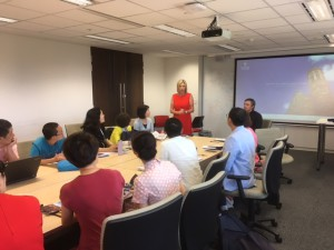School of Education hosting fifteen academics from Shandong University