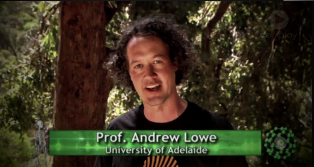 Andy Lowe talks citizen science and the TREND app on Scope.