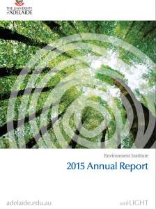 EI 2015 Annual Report Cover