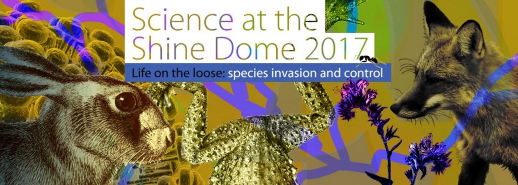 Science at shine dome