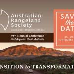 australian rangelands society conference