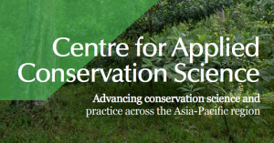 CentreforAppliedConservationScience