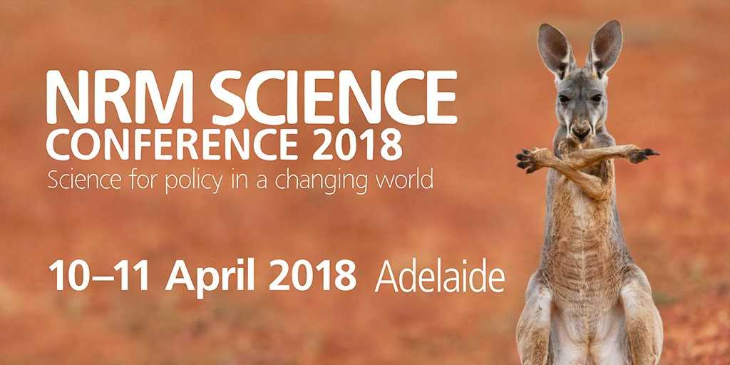 NRM Science Conference 2018