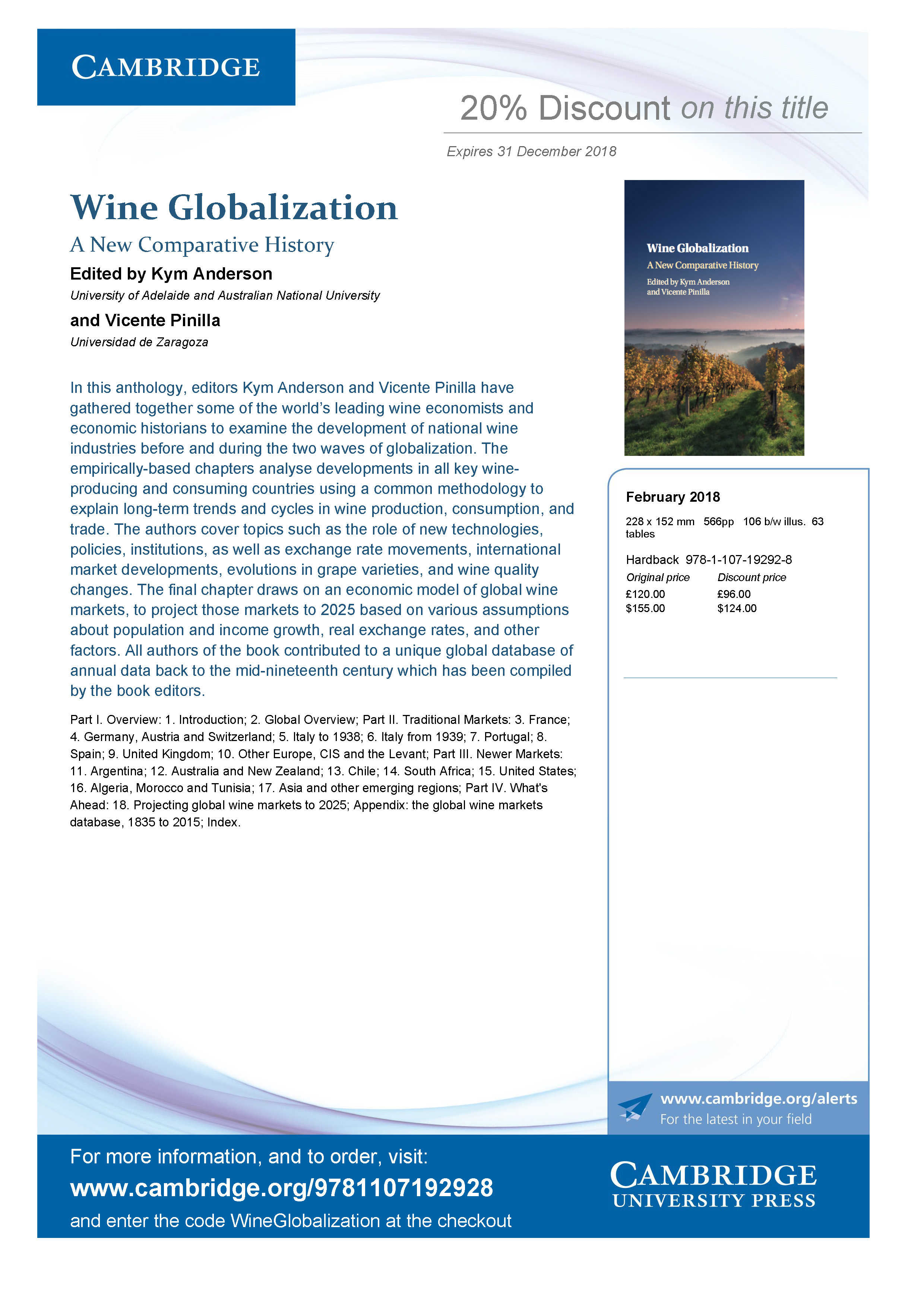 Flier_Wine Globalization CUP book 0218