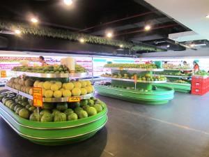 Indonesian supermarket