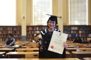 Yohanna Handjaja – Master of Global Food and Agricultural Business (MGFAB)  graduate
