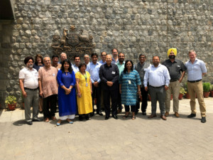 Participants at the Policy Think-Tank workshop, Australian High Commission, New Delhi