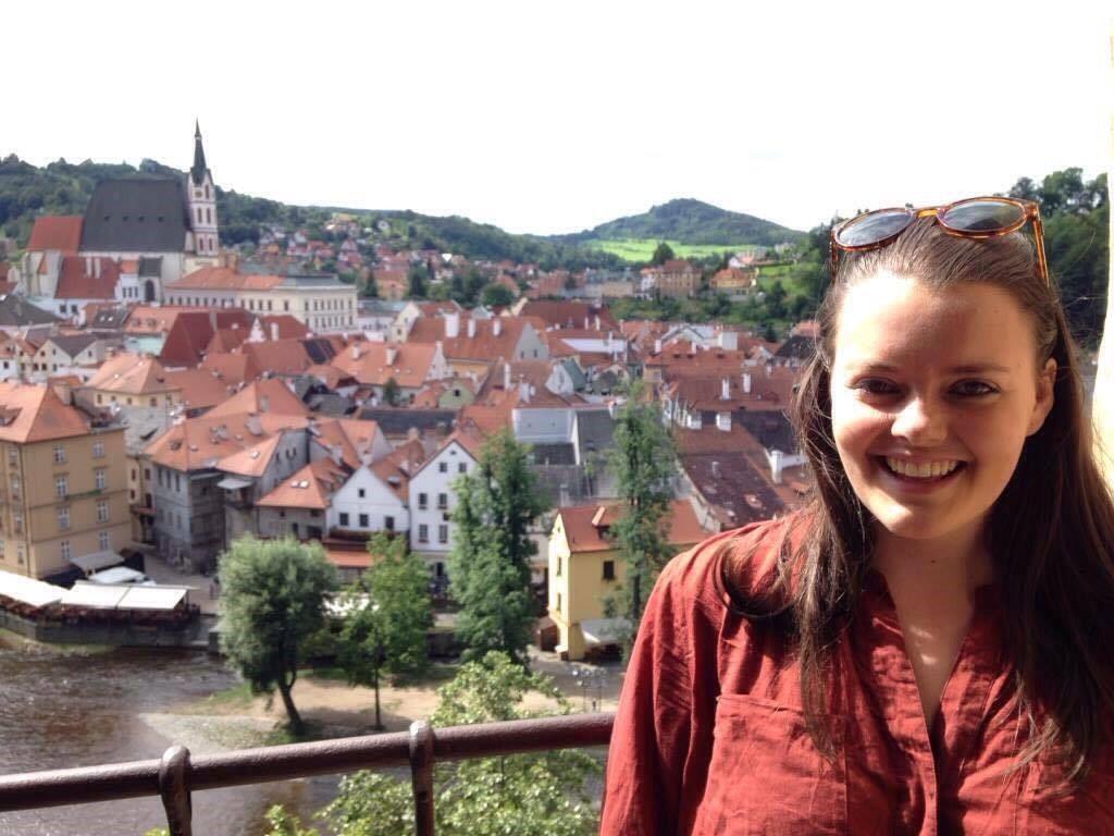 Exploring the UNESCO World Heritage town of Cesky Krumlov