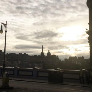 Old Town of Edinburgh