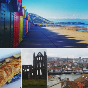 Magpie Kitchen Fish & Chips, Whitby Abbey, View from 199 Steps - Whitby