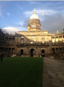 Teviot: Edinburgh University Students' Association Building