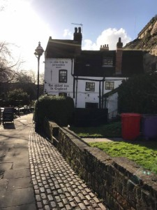 Ye Old Trip To Jerusalem claims to be the oldest inn in England.