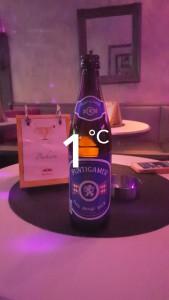 Local Austrian beer.