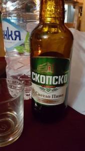 Macedonian beer