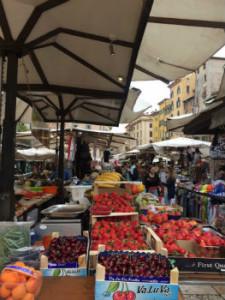 Markets in Verona