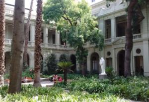 Pontifical Catholic University of Chile, Campus Casa Central, Santiago de Chile