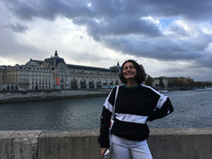 River Seine and Musee D'Orsay.