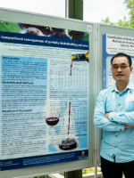 Truc poster presenting
