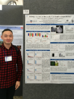 Zeyu Xiao presenting his work in Verona