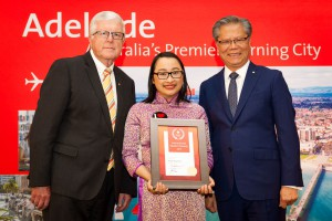 Thanh Huyen Le, 2017 International Student of the Year