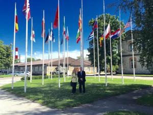 Tallinn Estonia NATO Cyber Defence Centre