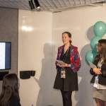 Students present at ACUR