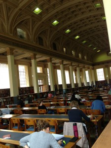 The Reading Room at the University of Adelaide