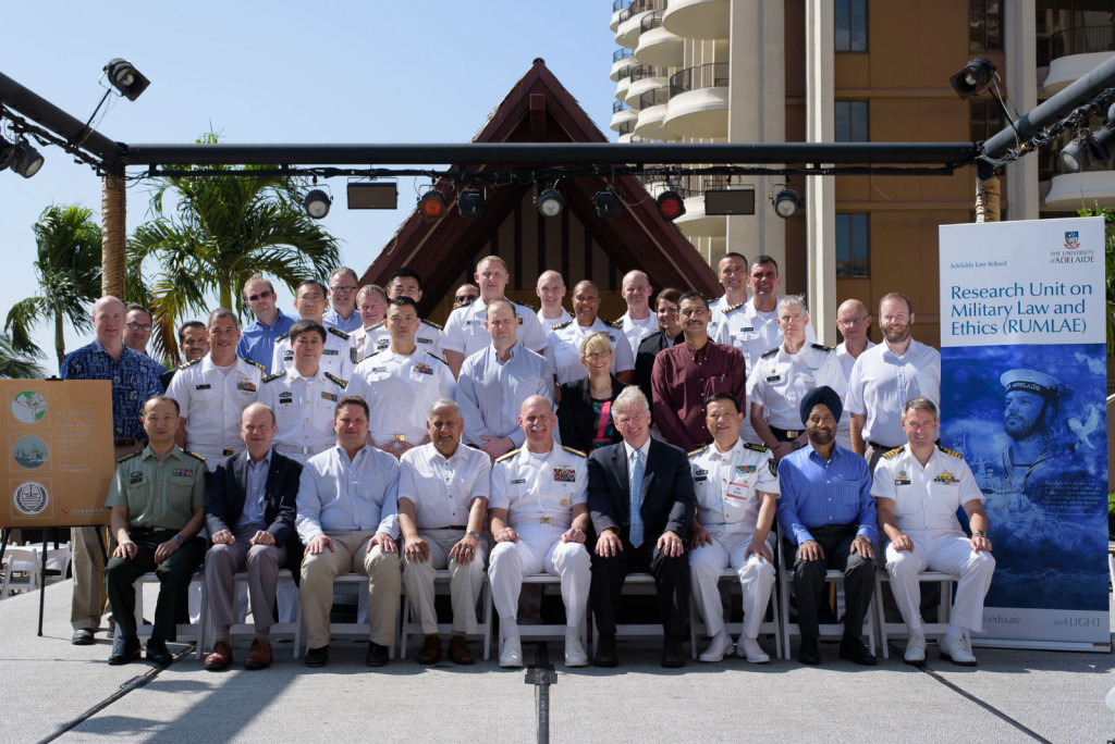 Hawaii Conference Photo