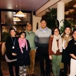 Philippine lead negotiator, Professor Antonio La Vina, and the legal team