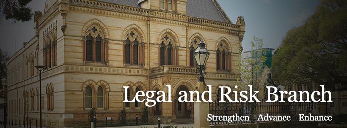 Legal and Risk   Strengthen, Advance, Enhance