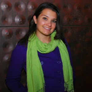 PhD candidate Kathleen Lask