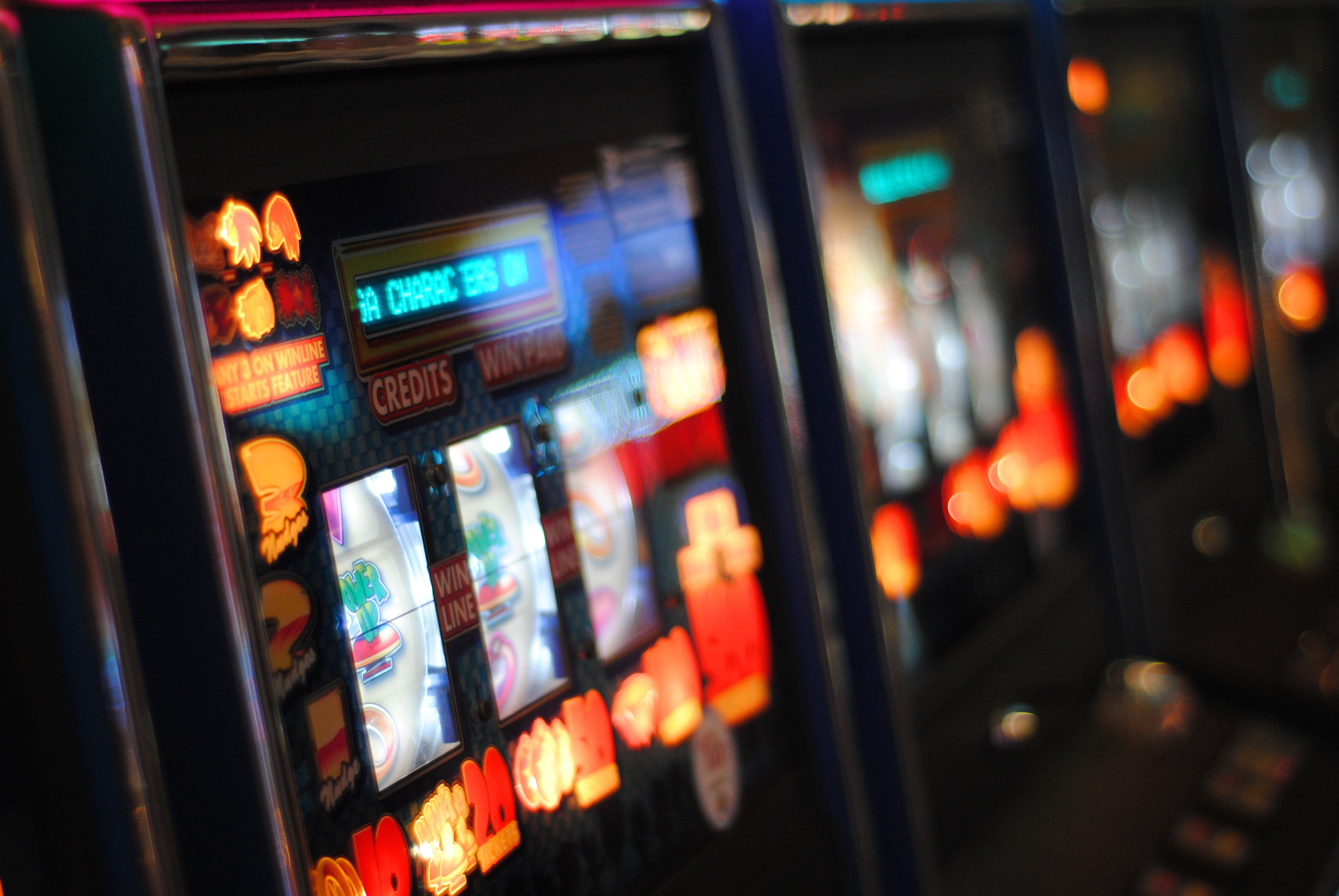 Regional gambling data points to a recovery in discretionary spending in key regional cities