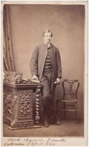 George Le Mesurier Gretton, London 1864
